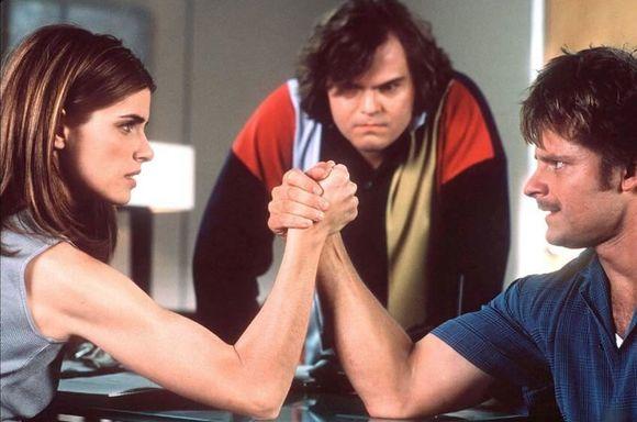 """Imagen de """"Tres idiotas y una bruja"""" 7"""