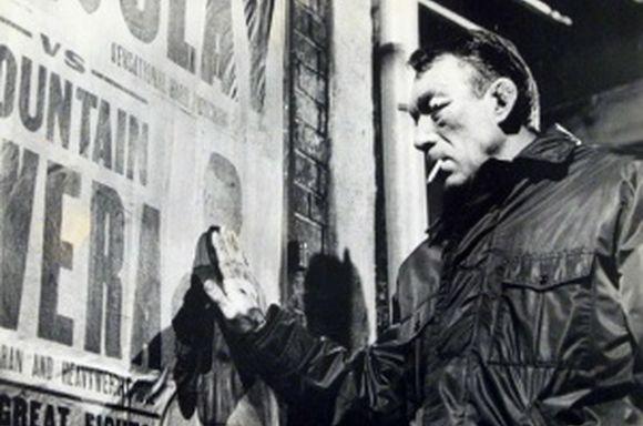 Anthony Quinn (Louis 'Mountain' Rivera) en Requiem por un boxeador (1962)