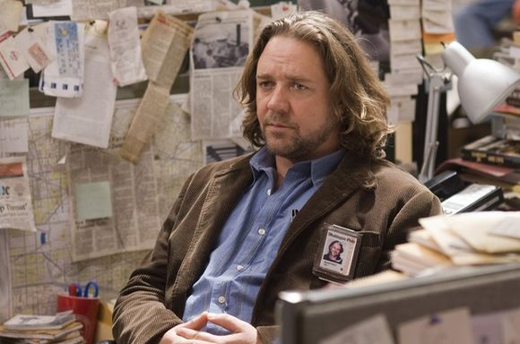 Russell Crowe (como Cal McAffrey)