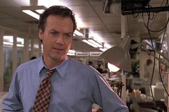 Michael Keaton (Henry Hackett)