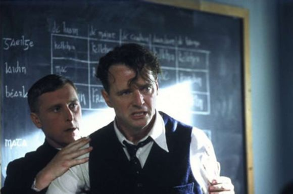 Profesor William Franklin (Aidan Quinn)