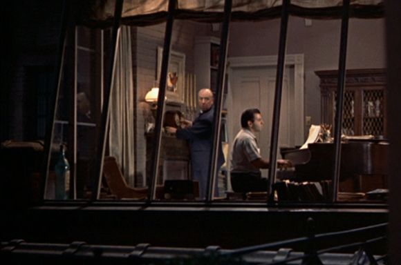 La ventana indiscreta (Rear Window, 1954)