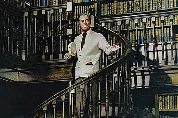Profesor Henry Higgins (Rex Harrison)