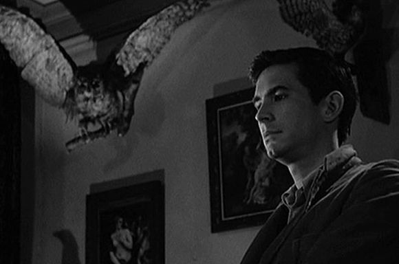 Norman Bates (Anthony Perkins)