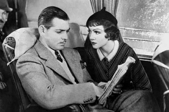 Clark Gable (Peter)