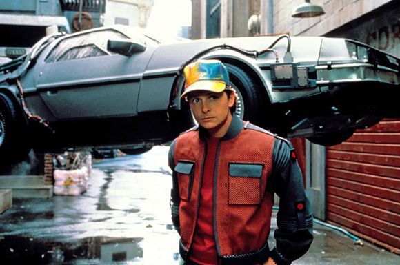Regreso al futuro II (Back to the Future. Part II)
