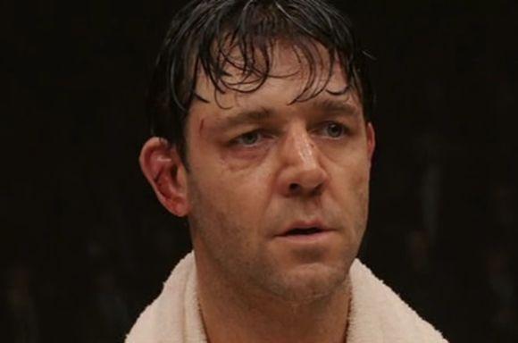 Russell Crowe en Cinderella Man: el hombre que no se dejó tumbar (2005)