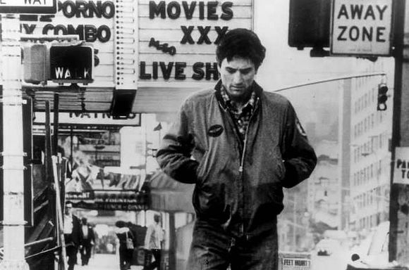 Travis Bickle (Robert de Niro)
