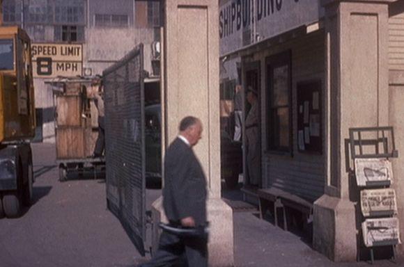 Vértigo. De entre los muertos (Vertigo, 1958).