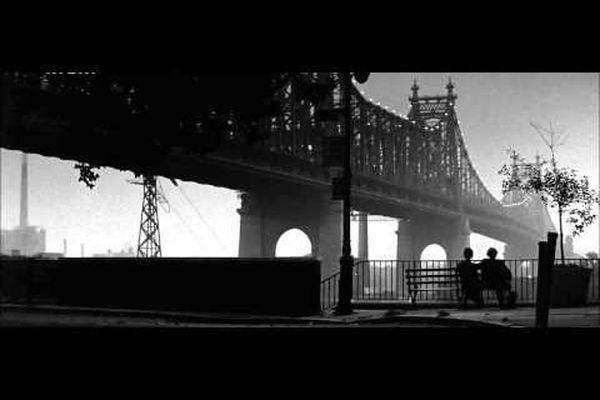 Woody Allen & Diane Keaton - The Bridge Scene