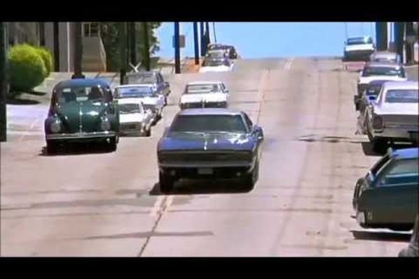 Bullitt - The Chase (part 1)