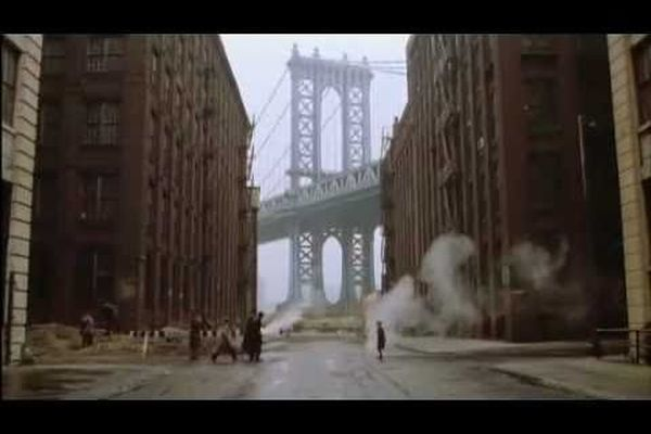 Once Upon A Time In America Manhattan Bridge