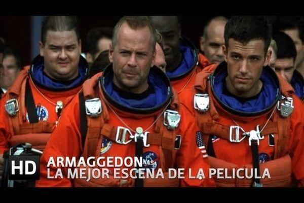 Armageddon - La mejor Escena de la Pelicula | Español HD | Crestomatía