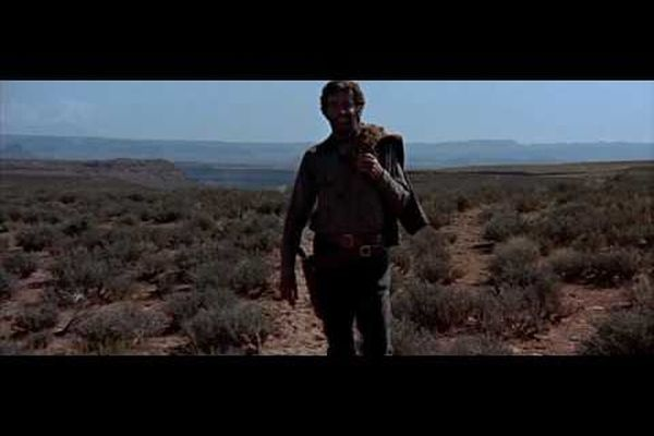 Once Upon a Time in the West (1968) - the Duel