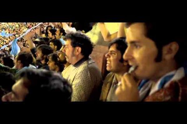 The Secret In Their Eyes [2009] - The Football Stadium Scene.