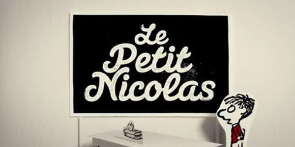 Imagen de los títulos de El pequeño Nicolás